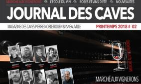 Le Journal des Caves #2 Printemps 2018 est disponible !